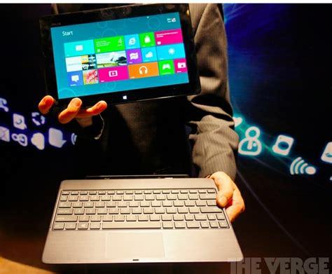 news technology and entertainment asus tablet 600 dengan windows rt dipamerkan di computex 2012