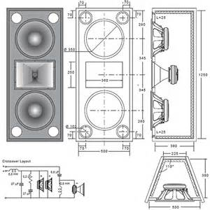 Speaker Cabinet Design Software Free Woodwork Cabinet Speaker Plans Pdf Plans