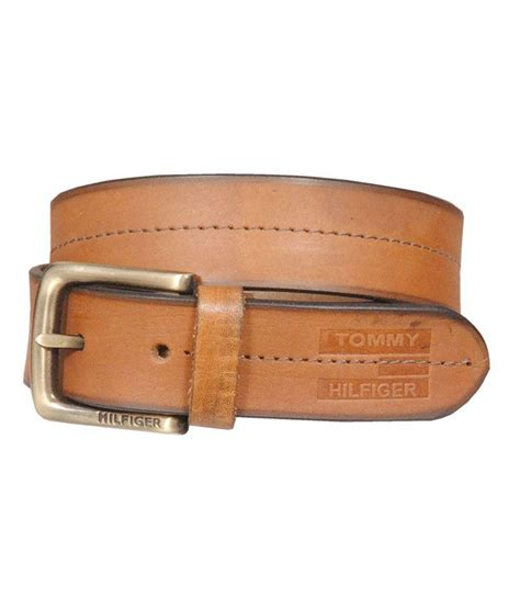 Pantofel Pria Trendy Leather Brown swastika brown leather single designer belt buy at low price in india snapdeal