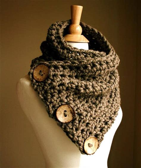 crochet diy 10 unique and free crochet cowl patterns diy and crafts