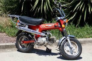 Honda 70cc Dirt Bike For Sale Sold Honda Ct70 70cc Mini Trail Bike Auctions Lot 13