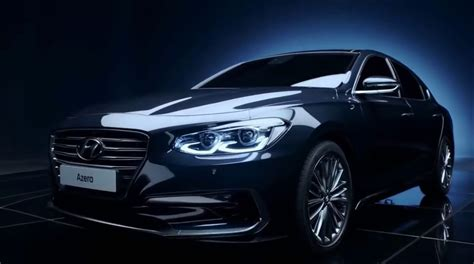 2020 hyundai azera 2020 hyundai azera specs redesign price release date