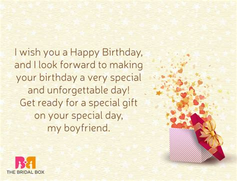 message for him 15 adorable birthday messages for him