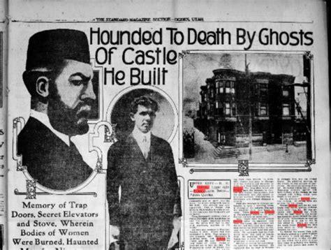 hh holmes house h h holmes house where one man killed hundreds