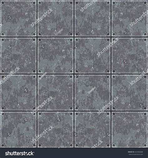 industrial floor metal plate texture background stock illustration 423366688 shutterstock