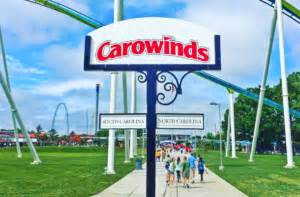 carowinds presents 10 000 check to mecklenburg