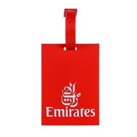 emirates luggage emirates luggage tag red emirates official store