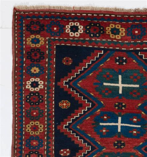 Armenian Rugs by Antique Armenian Kazak Rug From Southern Caucasus For Sale