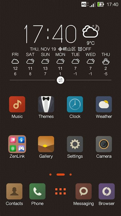 themes asus zenui luxury theme asus zenfone news