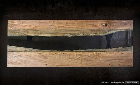Live Edge Furniture by Live Edge Sentient Made In