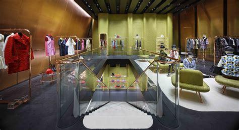 Herzog Shop by Gallery Of Miu Miu Aoyama Store Herzog De Meuron 5