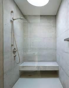 concrete shower concrete shower concrete