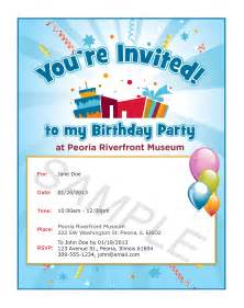 birthday invitation cards wordings birthday invitation wording theruntime