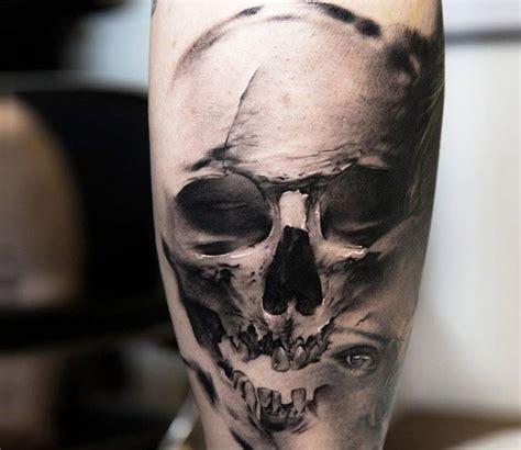 awesome terrific realistic skull tattoo best 183 niki norberg tattoos ideas on