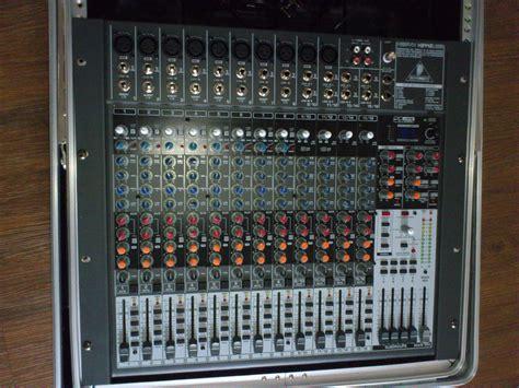 Mixer Behringer Xenyx X2442usb behringer xenyx x2442usb image 525072 audiofanzine