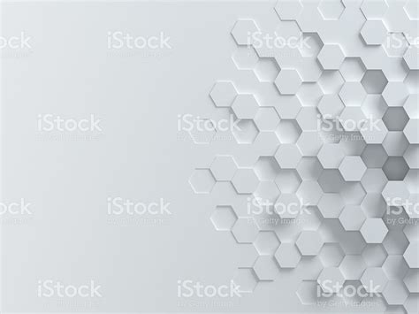 Pics Background Check Hexagonal Abstract 3d Background Stock Photo 486421008