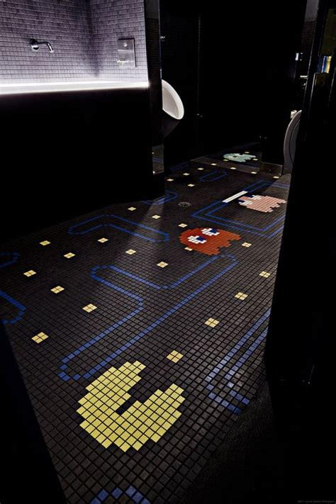 arcade bathrooms pinterest the world s catalog of ideas