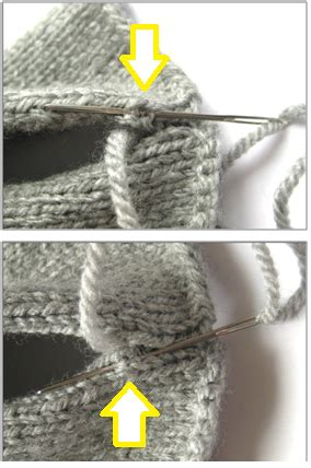 how to sew seams knitting how to sew seams in knitting using mattress or ladder stitch