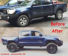 Toyota Tacoma Lift Bilstein Adjustable 3 Quot Lift Kit With 5100 Shocks For 2005