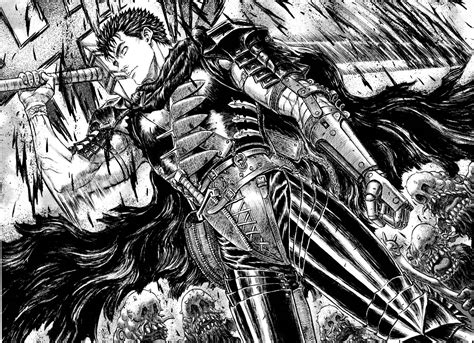 Tortured Artist Or Ecstatic Novelist 2 by Berserk Why Was Guts Called The Black Swordsman Anime