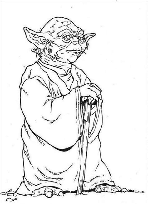 jedi coloring pages coloring pages