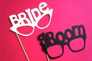 wedding photo booth props and groom wedding photobooth props onewed