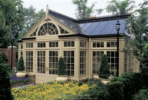 Georgian Home Plans by Custom Pool House Conservatory Design By Tanglewood