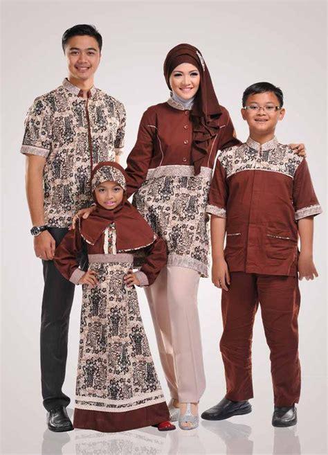 Baju Muslim Dannis Sarimbit Keluarga Busana Muslim Batik Cara Merawat Pakaian Batik Butik Naura