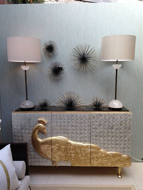 Luxury Home Design Trends Camilia Cabinet By Koket At Katharine Pooley Showroom