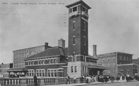 grand trunk depot hekman digital archive