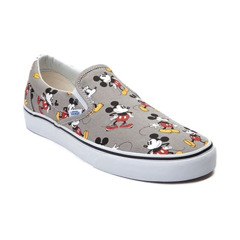 Vans Mickey Mouse disney and vans release a new shoe and clothing collection