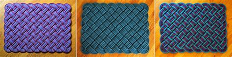 how to make a rug out of rope rope carpet make images