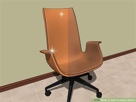 sell furniture   pictures wikihow