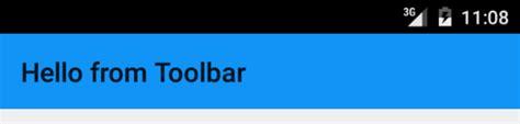 android themes no title bar android tips hello toolbar goodbye action bar xamarin blog