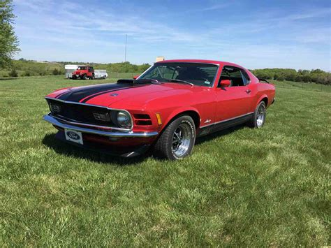 mustang 1970 mach 1 1970 ford mustang mach 1 for sale classiccars cc