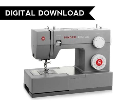 Singer Heavy Duty Hd 4432 singer heavy duty 4432 user manual buy your sewing supplies and get them delivered