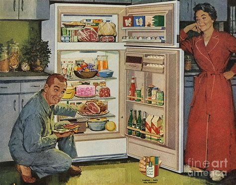 Fort Lauderdale Home Design And Remodeling Show Coupon by 1950s Usa Fridges Housewives Housewife This 1955 Good