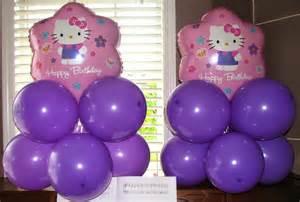 utopia party decor kitty balloons
