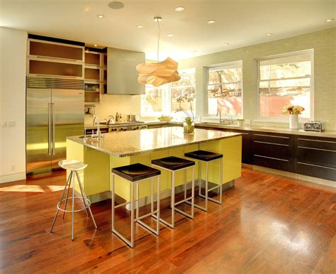 kitchen colour schemes ideas lime green kitchen colour schemes with cool light fixtures