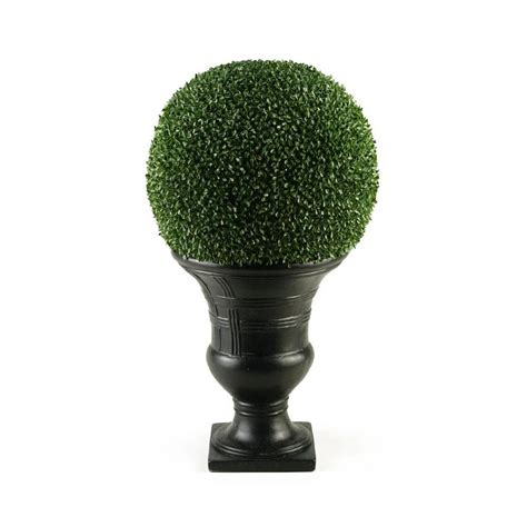 home decorators collection rockford 28 in sphere topiary