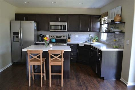 dark and light kitchen cabinets 12 reasons not to paint your kitchen cabinets white hometalk