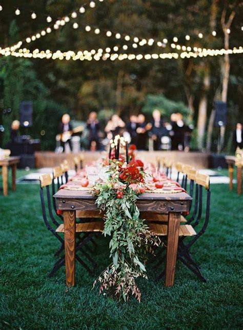 backyard settings 10 romantic outdoor settings tinyme blog