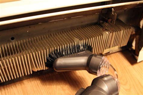 remove baseboard heater preventing black marks on the walls from your baseboard
