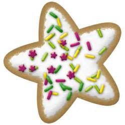 Holiday sugar cookies clipart christmas cookie platter clip art plate