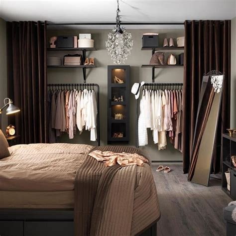 closet curtain ideas for bedrooms best 25 curtain closet ideas on pinterest curtain