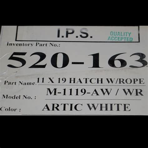 boat brands beginning with p innovative product solutions 520 163 11 x 19 arctic white