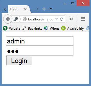 membuat redirect link php membuat fitur login dengan session class codeigniter
