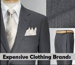 top 10 expensive clothing brands in the world smart