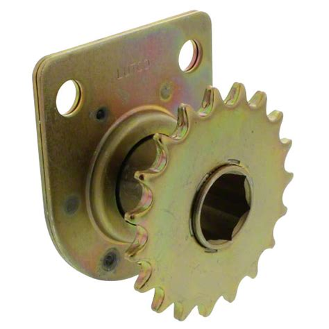 Shoup Parts Planter by Sh233868 Bearing With Sprocket Deere Planters Shoup