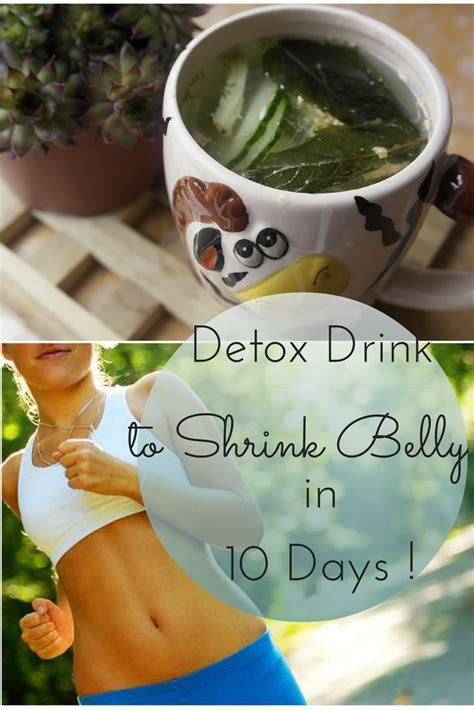 Slim Belly Overnight Detox by Diy Detox Water To Shrink Your Belly In 10 Days Flats